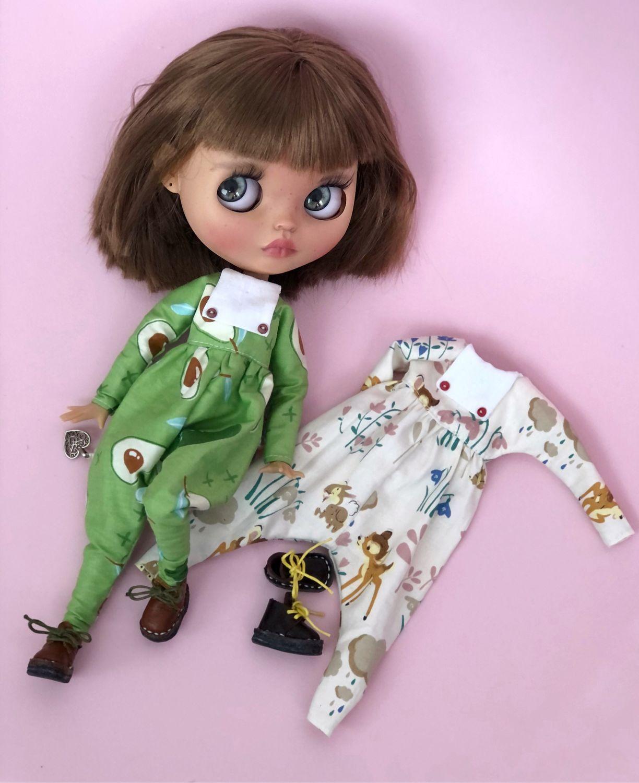 В наличии комбинезон для Blythe, Одежда для кукол, Череповец,  Фото №1
