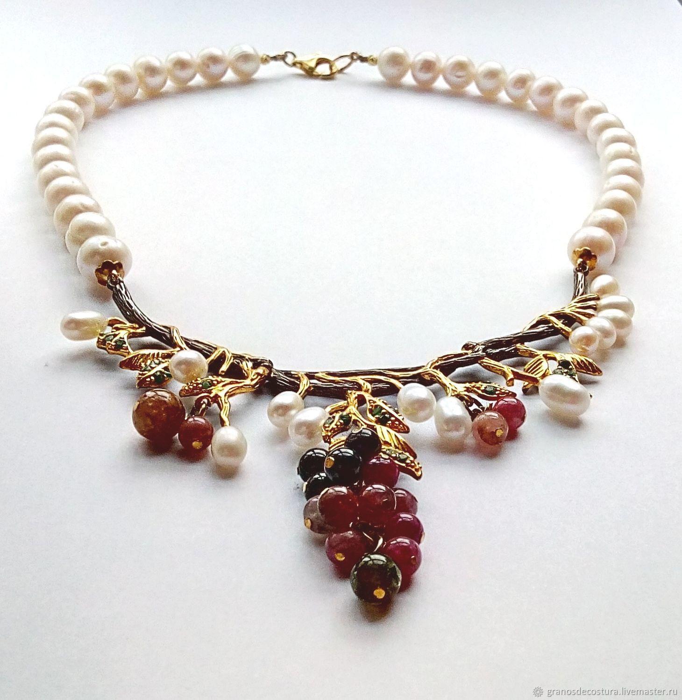 45465435acbe6 Necklaces & Beads handmade. Livemaster - handmade. Buy pearl necklace.Handmade  necklace ...