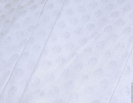 """Шитье ручной работы. Ярмарка Мастеров - ручная работа. Купить НОВИНКА ткань костюмная """"РОМАНТИКА"""". Handmade. Белый, натуральные ткани"""