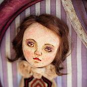 Куклы и игрушки ручной работы. Ярмарка Мастеров - ручная работа Панно 3д картина Принцесса. Handmade.