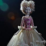 Куклы и игрушки ручной работы. Ярмарка Мастеров - ручная работа Сауле. Подвижная кукла из фарфора. Handmade.