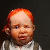 """Куклы и игрушки handmade. Livemaster - original item """"Grandmother Happiness"""". Handmade."""