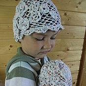 Одежда ручной работы. Ярмарка Мастеров - ручная работа Детские панамки. Handmade.