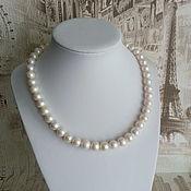 Работы для детей, handmade. Livemaster - original item Beads Pearls - Classic. Handmade.