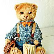Stuffed Toys handmade. Livemaster - original item Lion