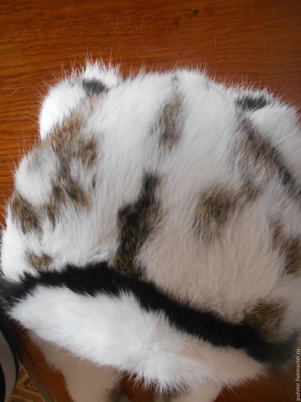 Сшить шапки из кролика 159