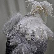"""Аксессуары ручной работы. Ярмарка Мастеров - ручная работа Оригинальная шапка """"Леший"""". Handmade."""