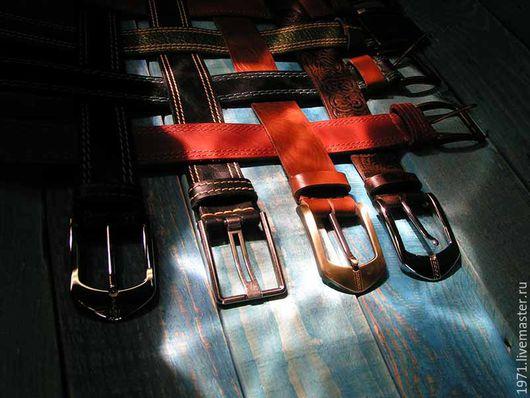 Пояса, ремни ручной работы. Ярмарка Мастеров - ручная работа. Купить ремень на джинсы. Handmade. Комбинированный, подарок на день рождения