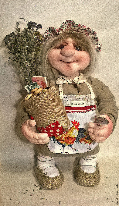 Кукла своими руками мастер класс страна мастеров из капрона