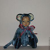 Куклы и игрушки ручной работы. Ярмарка Мастеров - ручная работа Кукло-мышка Изюминка.. Handmade.