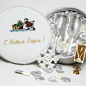Подарки к праздникам ручной работы. Ярмарка Мастеров - ручная работа Подарок на Новый Год. Handmade.