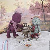 Куклы и игрушки ручной работы. Ярмарка Мастеров - ручная работа Мишка-игрушка Маркус. Handmade.