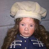 Портретная кукла ручной работы. Ярмарка Мастеров - ручная работа Портретная кукла:Редкая  Wendy - Thursdays Child. Handmade.