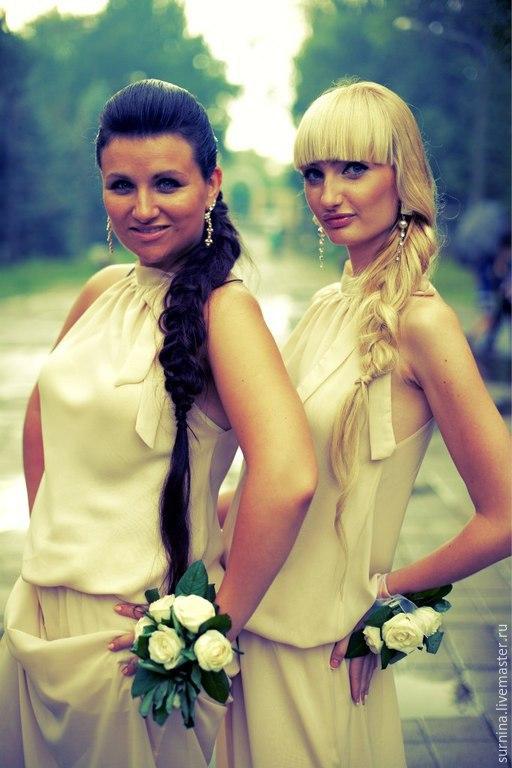 Платья ручной работы. Ярмарка Мастеров - ручная работа. Купить платье. платье подружек невесты. Handmade. Платье, платье гостя
