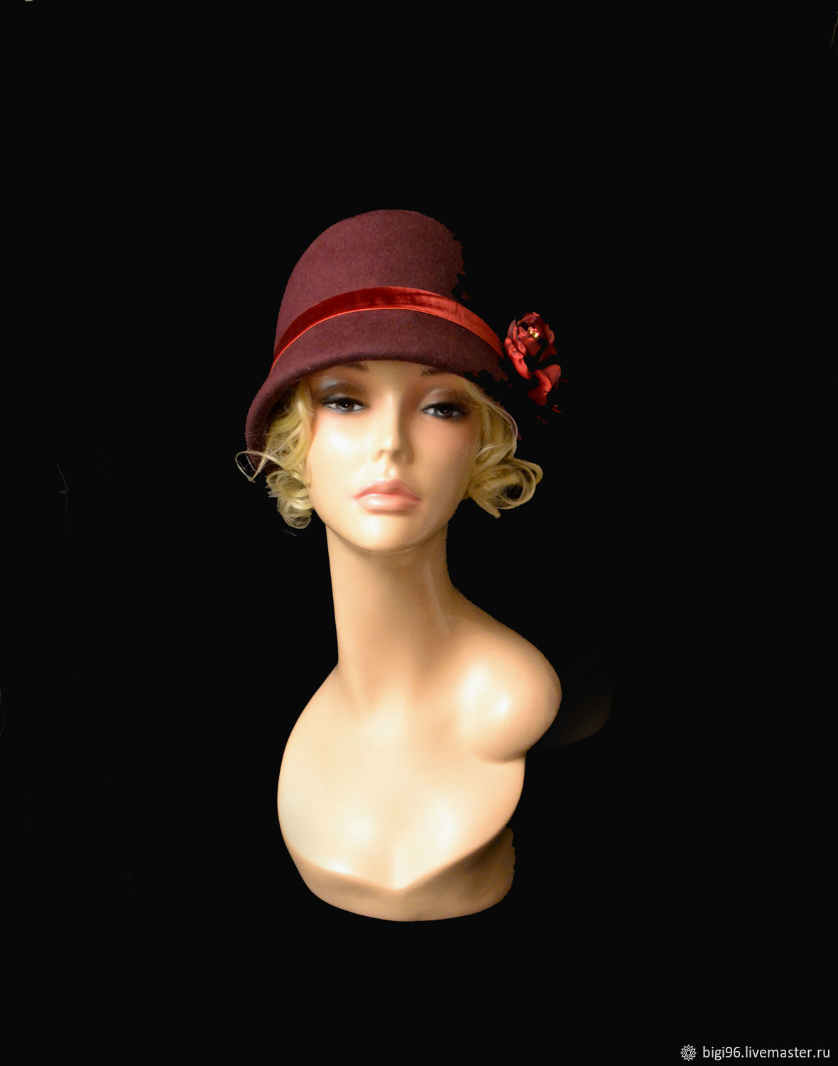 Bordeaux ' Red wine', Hats1, Moscow,  Фото №1
