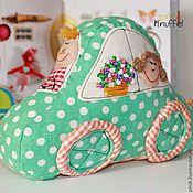 Куклы и игрушки ручной работы. Ярмарка Мастеров - ручная работа Семейный автомобиль. Handmade.