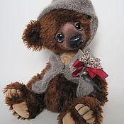 """Куклы и игрушки ручной работы. Ярмарка Мастеров - ручная работа Медведь """"Базиль"""". Handmade."""