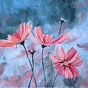 Картины и панно handmade. Livemaster - original item Painting acrylic
