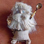 Русский стиль handmade. Livemaster - original item House Mitka doll for my home. Handmade.