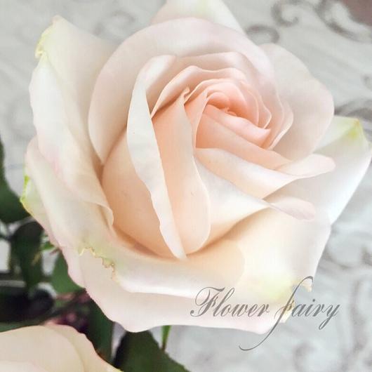 Искусственные растения ручной работы. Ярмарка Мастеров - ручная работа. Купить Чайные розы из полимерной глины (холодного фарфора). Handmade.