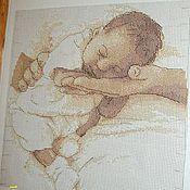 Картины и панно ручной работы. Ярмарка Мастеров - ручная работа Спи, моя радость.... Handmade.