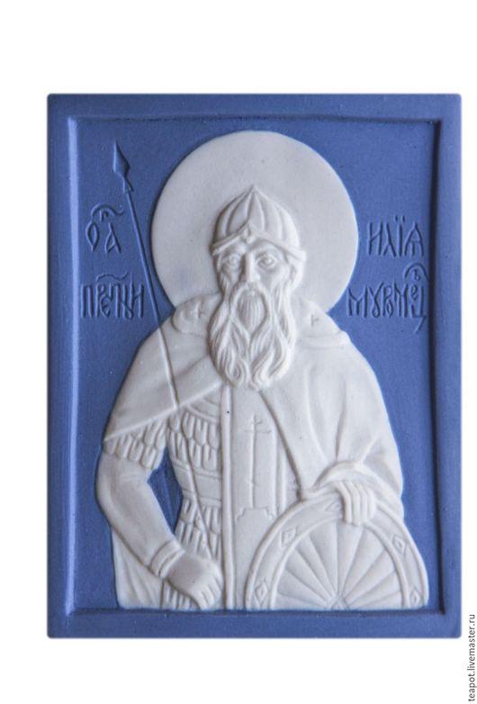 Икона «Преподобный Илия Муромец»