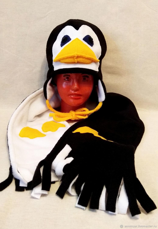 Hat 'Penguin', Caps, St. Petersburg,  Фото №1
