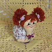 Куклы и игрушки ручной работы. Ярмарка Мастеров - ручная работа Черепашка-игольница. Handmade.