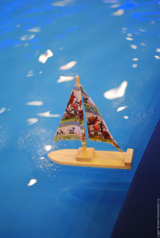 Кораблики с парусами, Техника роботы транспорт, Санкт-Петербург,  Фото №1
