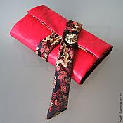 "Канцелярские товары ручной работы. Ярмарка Мастеров - ручная работа SOULBOOK  ""SAMURAI"" - Книга Самурая. Handmade."