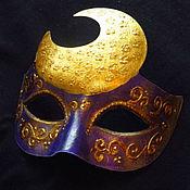 """Одежда ручной работы. Ярмарка Мастеров - ручная работа маска """"Персидская Ночь"""" карнавальная. Handmade."""