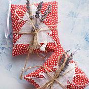 Подарки к праздникам ручной работы. Ярмарка Мастеров - ручная работа Праздничное саше. Handmade.