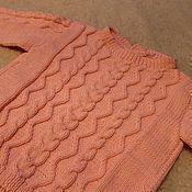 Одежда ручной работы. Ярмарка Мастеров - ручная работа Свитер Розовый Фламинго. Handmade.