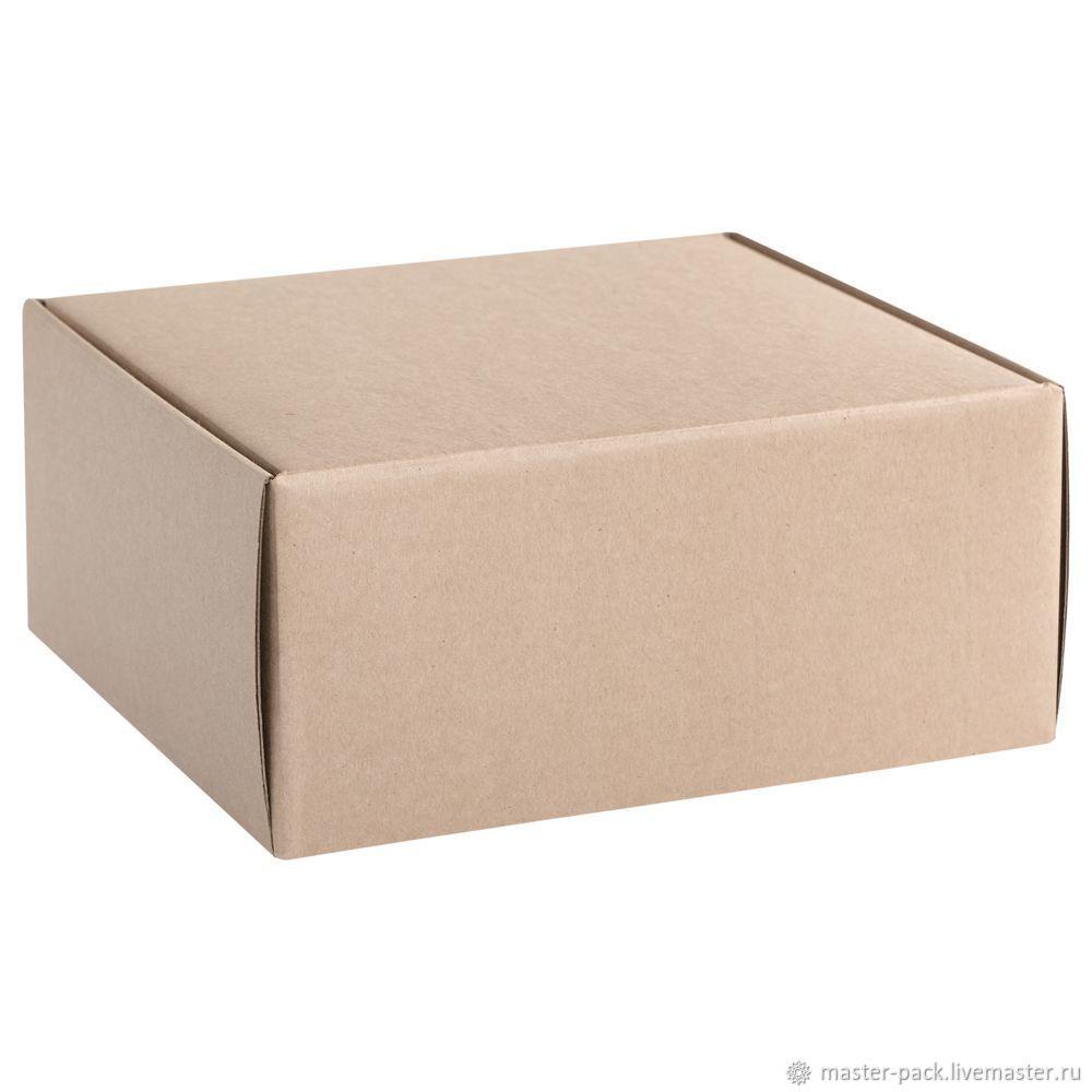 Упаковка ручной работы. Ярмарка Мастеров - ручная работа. Купить Коробка  подарочная 24x21x11 см, ... fcdb27fa77a