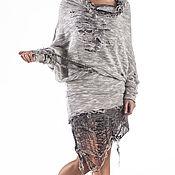Платья ручной работы. Ярмарка Мастеров - ручная работа Платье-туника шътане. Handmade.