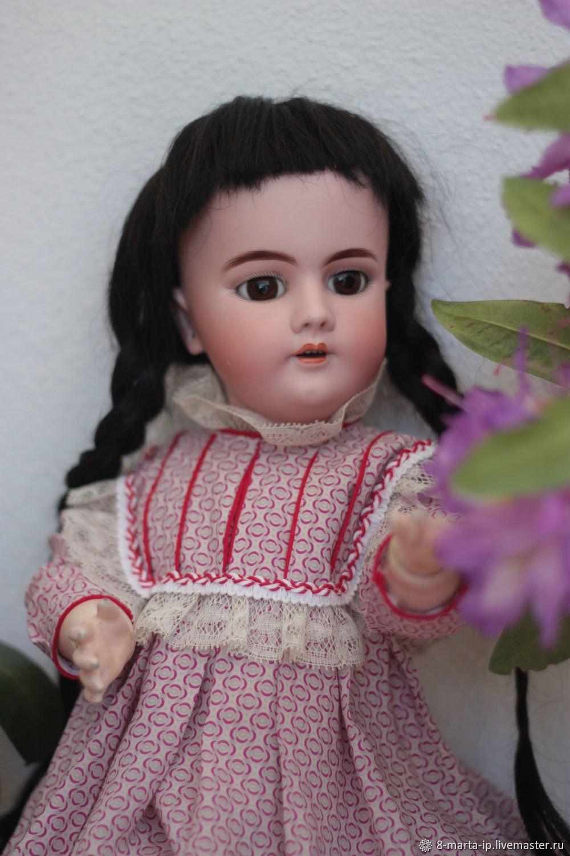 Винтаж: Продана! Антикварная кукла Heinrich Handwerck 99, Куклы винтажные, Одинцово,  Фото №1