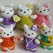 "Куклы и игрушки ручной работы. Ярмарка Мастеров - ручная работа Хелло Китти ""Hello Kitty"". Handmade."