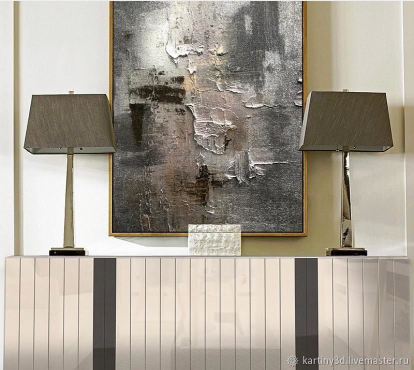 Abstract painting ' Secret Island', Pictures, Moscow,  Фото №1