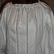 Одежда ручной работы. Ярмарка Мастеров - ручная работа блуза женская. Handmade.