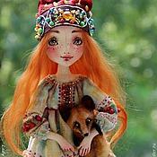 Куклы и игрушки ручной работы. Ярмарка Мастеров - ручная работа Ярина. Handmade.