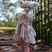 Куклы и игрушки ручной работы. Ярмарка Мастеров - ручная работа Butterfly. шарнирная кукла. Handmade.