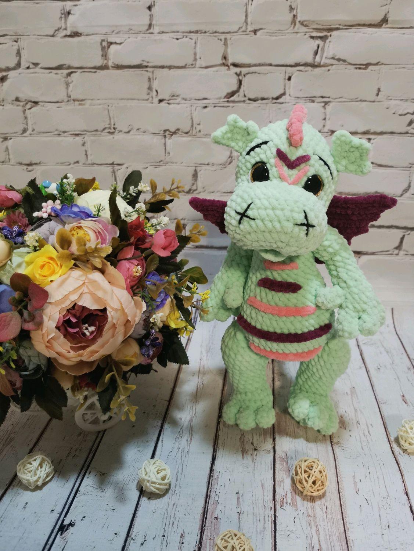 Динозавр Рекс, Мягкие игрушки, Белая Калитва,  Фото №1