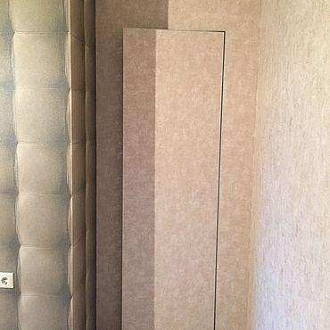 Для дома и интерьера ручной работы. Ярмарка Мастеров - ручная работа Невидимая дверь. Handmade.