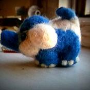 Работы для детей, ручной работы. Ярмарка Мастеров - ручная работа Слоник из шерсти,как экоигрушка. Handmade.