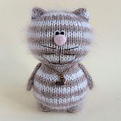 Куклы и игрушки ручной работы. Ярмарка Мастеров - ручная работа Котёнок Гриня. Handmade.