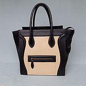 Сумки и аксессуары handmade. Livemaster - original item Bag leather.Handmade. Handmade.