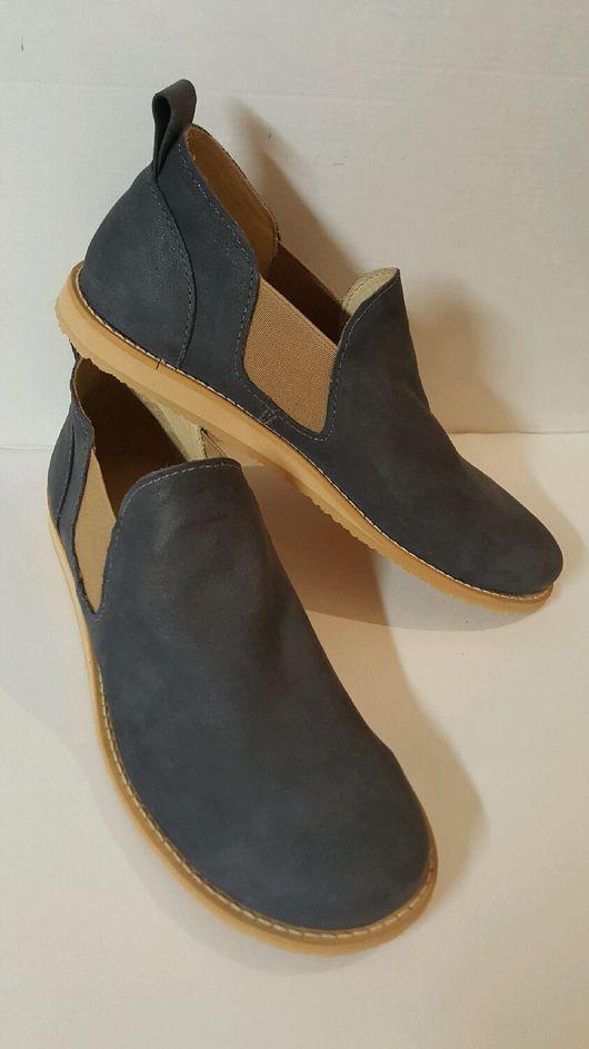 Обувь ручной работы. Ярмарка Мастеров - ручная работа. Купить Туфли летние ,кожаные ,очень лёгкие ,без подкладки .. Handmade.