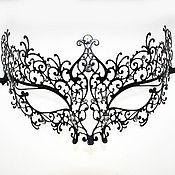 Одежда ручной работы. Ярмарка Мастеров - ручная работа карнавальная маска Металлическая 2. Handmade.