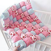 Для дома и интерьера handmade. Livemaster - original item Bonbon blanket. Handmade.