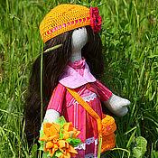 Куклы и игрушки ручной работы. Ярмарка Мастеров - ручная работа Аля...Алечка.... Handmade.